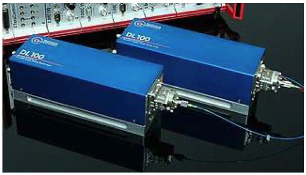 Diagnostics Plasma par laser à diodes