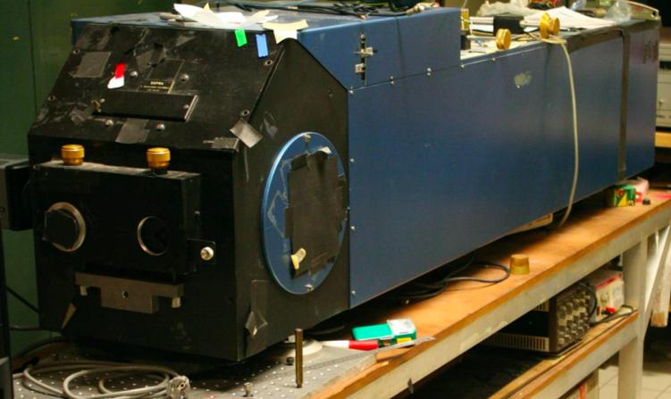 Spectromètre Haute Résolution SOPRA